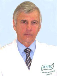 Профессор Юрий Пакин