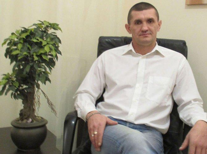 Психолог Бескровный Сергей Владимирович