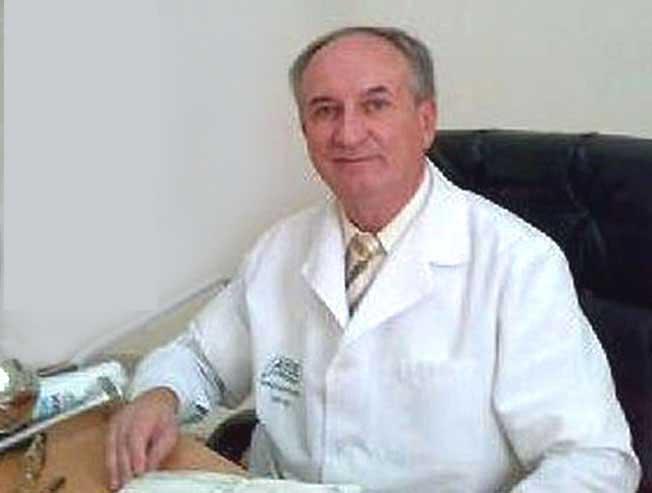 Профессор Болтивец Сергей Иванович