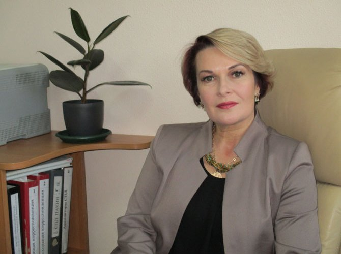 Психолог Галуненко Оксана Константиновна