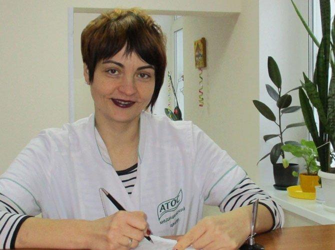 Администратор клиники Яхно Татьяна Адамовна