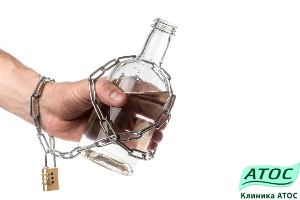 Симптомы и стадии алкогольного запоя.