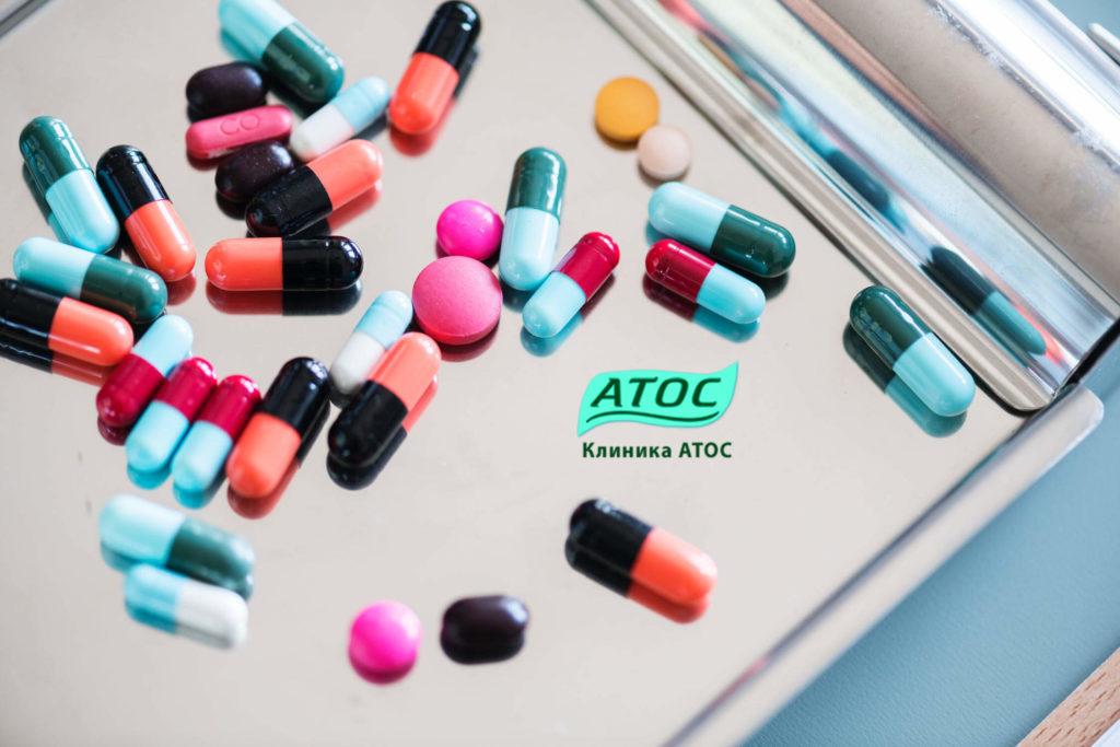 Лечение зависимости от медикаментов